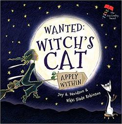 Wanted: Witch's Cat book