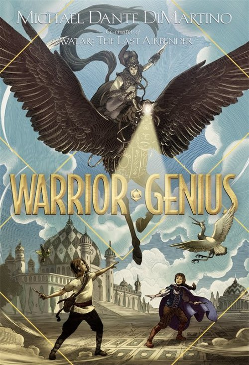 Warrior Genius book