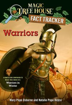 Warriors: A Nonfiction Companion to Magic Tree House #31: Warriors in Winter book