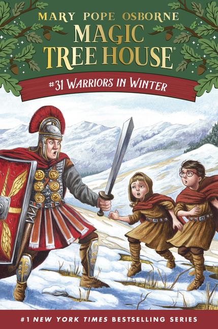 Warriors in Winter book