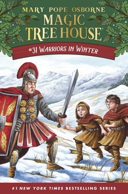 Warriors in Winter book