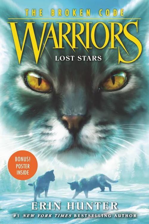 Warriors: The Broken Code #1: Lost Stars book