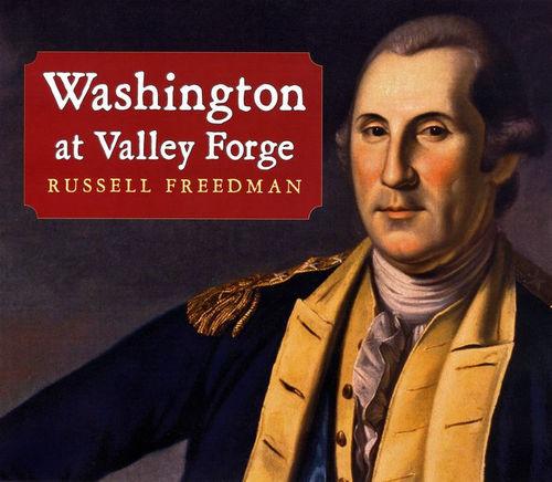Washington at Valley Forge book