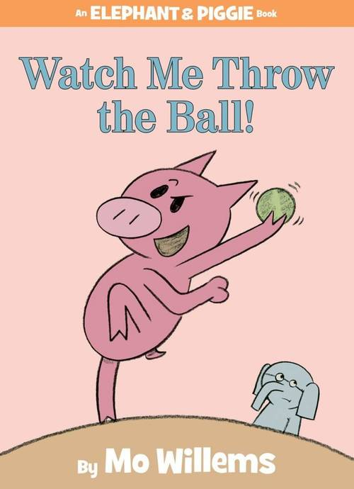 Watch Me Throw the Ball! book