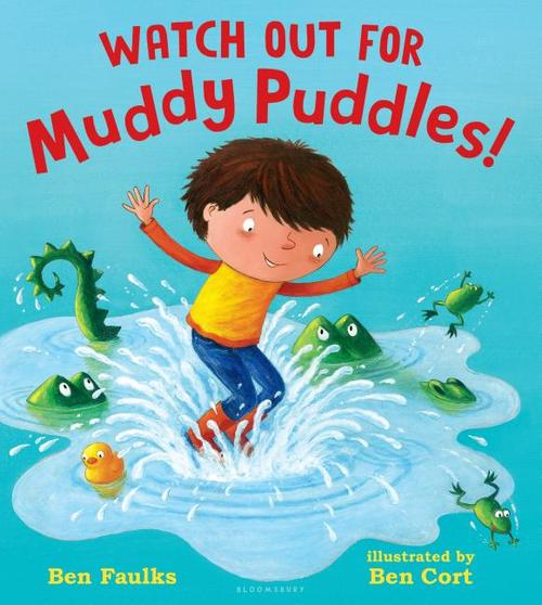 Watch Out for Muddy Puddles! book