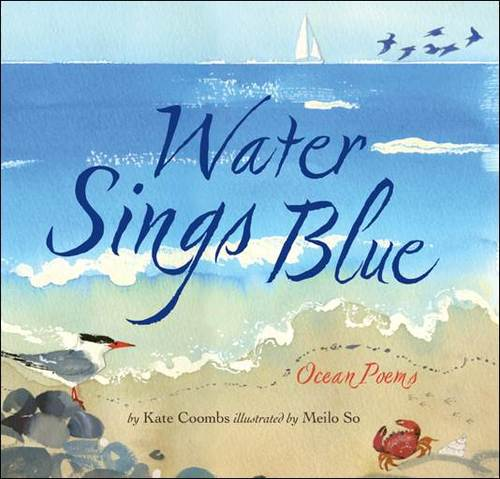 Water Sings Blue book