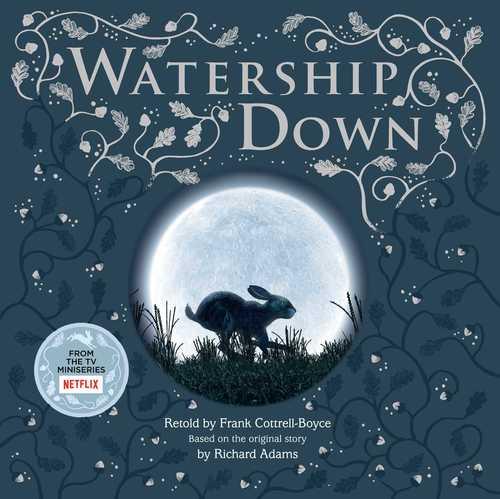 Watership Down book