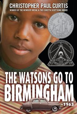 Watsons Go to Birmingham--1963 book