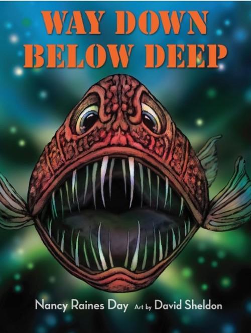 Way Down Below Deep Book