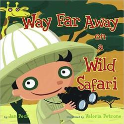 Way Far Away on a Wild Safari Book