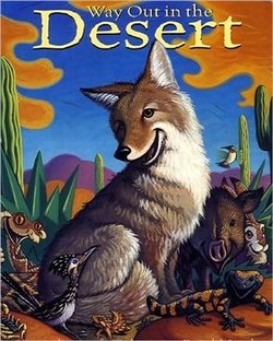Way Out in the Desert book
