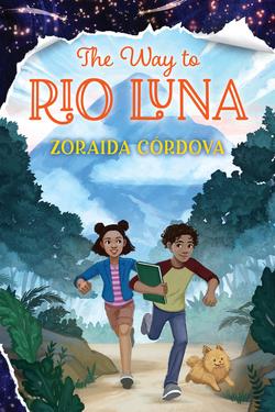 Way to Rio Luna book