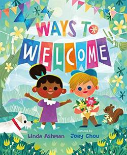 Ways to Welcome book