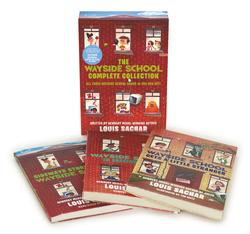 Wayside School 3-Book Box Set: Sideays Stories from Wayside School, Wayside School Is Falling Down, Wayside School Gets a Little Stranger book