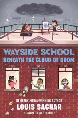 Wayside School Beneath the Cloud of Doom book