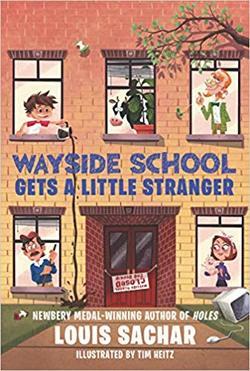 Wayside School Gets a Little Stranger Book