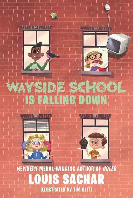 Wayside School Is Falling Down book