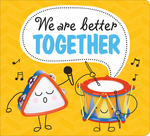 We are Better Together book