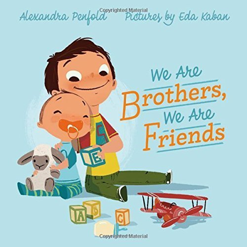 We Are Brothers, We Are Friends Book