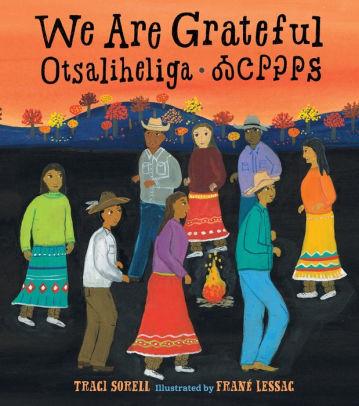 We Are Grateful: Otsaliheliga book
