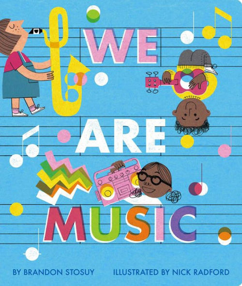 We Are Music book