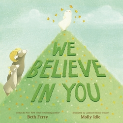 We Believe in You book