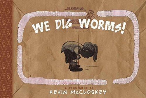 We Dig Worms! book