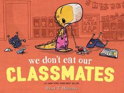 We Don't Eat Our Classmates book