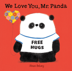 We Love You, Mr. Panda book