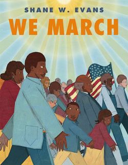 We March book