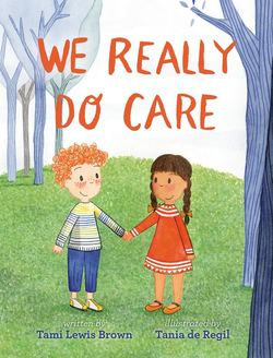 We Really Do Care book