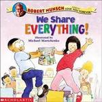 We Share Everything! book