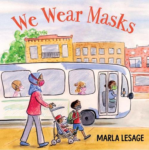 We Wear Masks book
