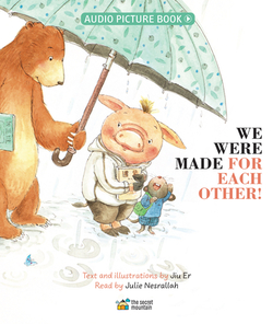 We Were Made for Each Other! book