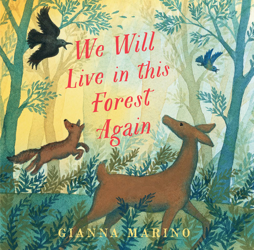 We Will Live in This Forest Again book