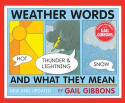 Weather Words and What They Mean book