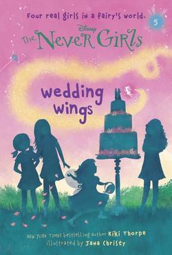 Wedding Wings book