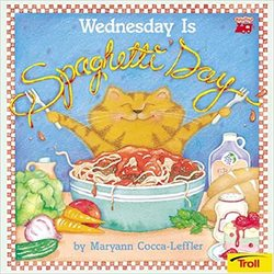 Wednesday is Spaghetti Day book