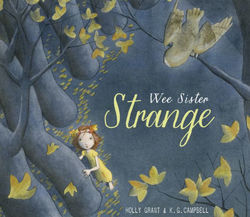 Wee Sister Strange book