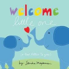 Welcome Little One book