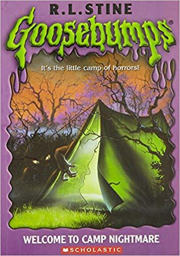 Welcome To Camp Nightmare book
