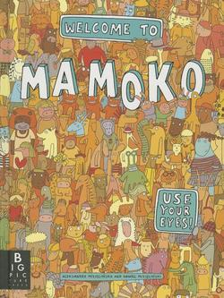 Welcome to Mamoko book