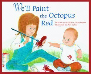 We'll Paint the Octopus Red book
