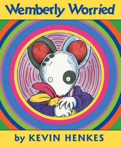 Wemberly Worried book