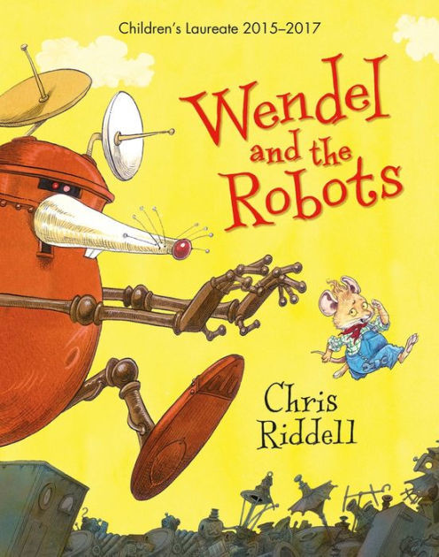 Wendel and the Robots book