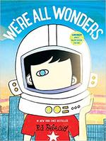 We're All Wonders book