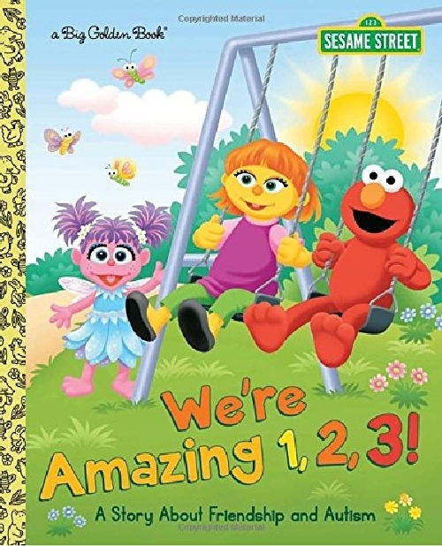 We're Amazing 1, 2, 3! (Sesame Street) book