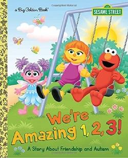 We're Amazing 1, 2, 3! (Sesame Street) book