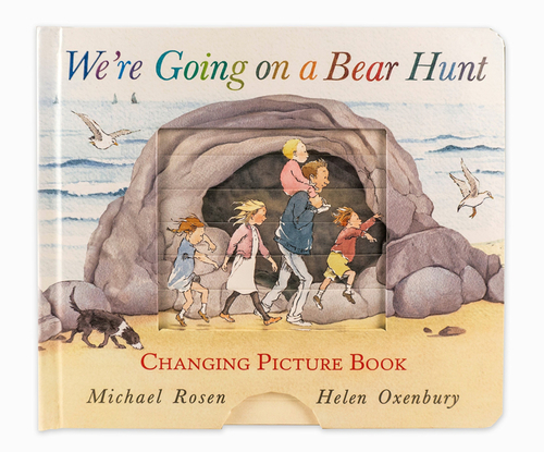 We're Going on a Bear Hunt: Changing Picture Book book