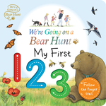 We're Going on a Bear Hunt: My First 123 book